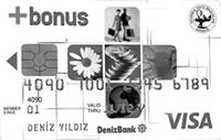ODTÜ Bonus Platinum kredi kartı görseli.
