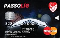 Passolig Kredi Kartı kredi kartı görseli.