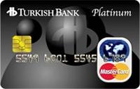Platinum Kart kredi kartı görseli.
