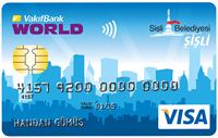 Şişli Kart kredi kartı görseli.