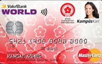 Sivas Üniversitesi Kampüs Kart kredi kartı görseli.