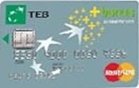 TEB Bonus Business kredi kartı görseli.
