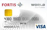 TEB Worldcard Altın Yıllar kredi kartı görseli.