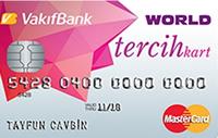 Tercih Kart kredi kartı görseli.
