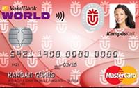 Tunceli Üniversitesi Kampüs Kart kredi kartı görseli.