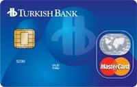 TurkishBank Standart Kart kredi kartı görseli.
