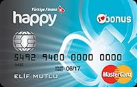 Türkiye Finans Kart Classic kredi kartı görseli.