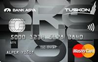 Tuskon Kart kredi kartı görseli.