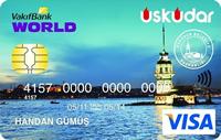 Üsküdar Kart kredi kartı görseli.