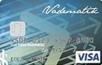 Vadematik kredi kartı görseli.