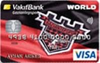 Vakıfbank Gaziantepspor Kart kredi kartı görseli.