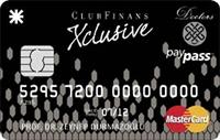 Xclusive Doctors kredi kartı görseli.