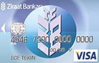 Ziraat Kart kredi kartı görseli.