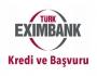 Eximbank Kredi Şartları görseli.