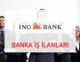 ING Bank İş İlanları görseli.
