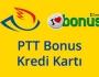 PTT Bonus Kredi Kartı görseli.