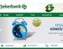 Şekerbank İnternet Şubesi Şifresi Nasıl Alınır? görseli.
