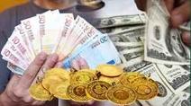 Dolar, Euro ve altın gibi kurlarda sert düşüş yaşandı! İşte son durum Haberi Görseli