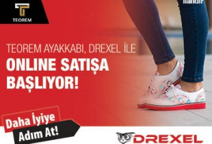 Teorem Ayakkabı, Drexel Markası İle E-ticarete Başlıyor! Haberi Görseli