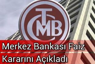 Merkez Bankası'ndan Faiz Kararı Haberi Görseli